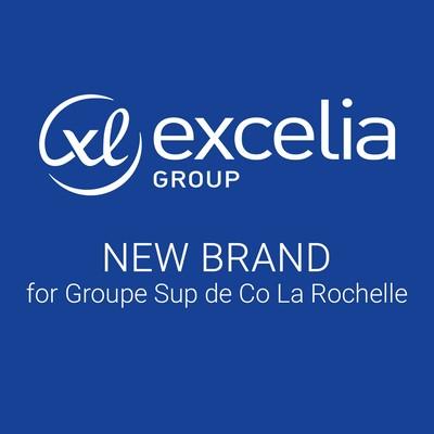 Logo Excelia_Group Ecole enseignement supérieur commerce digital entreprise