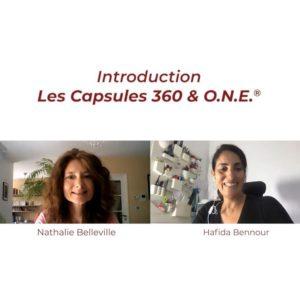 Les Capsules 360 & One : vous ré-inventer en situation inédite…